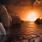 What would TRAPPIST-1 life look like? Imagining a real alien world!