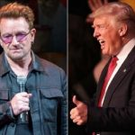 Bono bars Donald Trump from attending U2 concerts