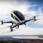 Uber to operate flying taxi services before 2020