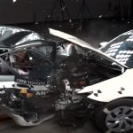 ANCAP VIDEO unveils crash test involving old and new Toyota Corolla's