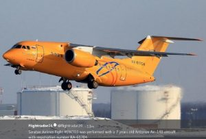 Saratov Airlines crash